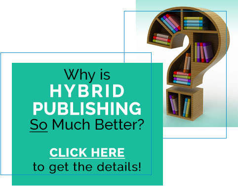 Why choose HYBRID Publishing?