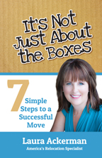It's Just Not About The Boxes! by Laura Ackerman