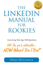The LinkedIn Manual for Rookies