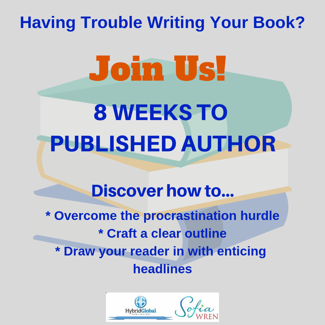 8 Week Pub Author Course