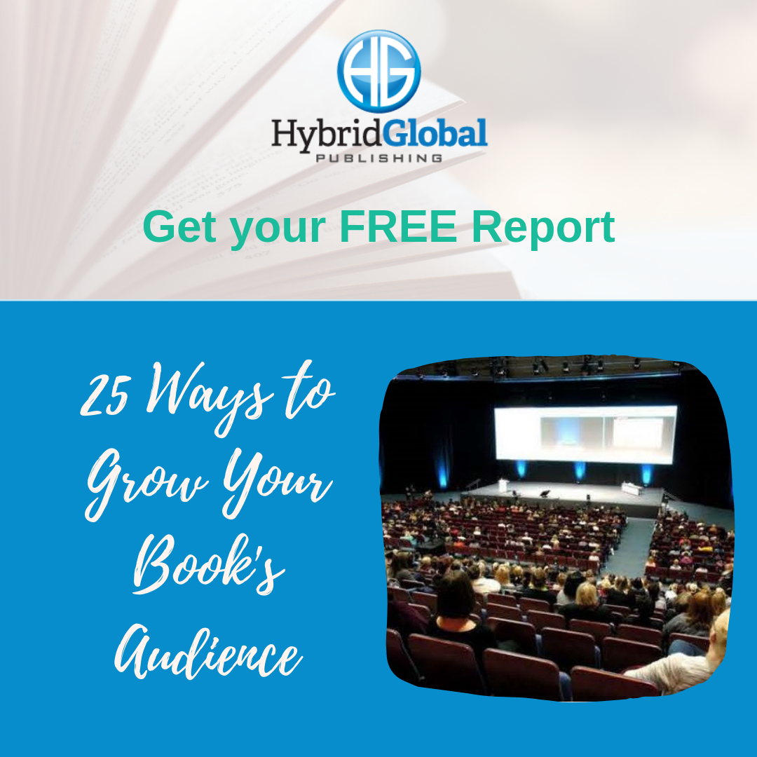 Free Report - Grow Your Books Audience